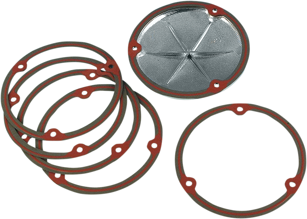 "James Gasket Single .062"" Derby Cover Gasket for 70-98 Harley Dyna Touring FXST"