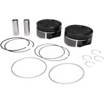 BLACK EDITION PISTON KITS FOR M-EIGHT