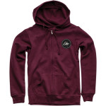 WOMEN'S RUNNER ZIP-UP HOODY
