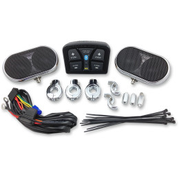 UNIVERSAL HANDLEBAR AUDIO KIT