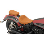 BOBBER-STYLE SOLO FRONT AND REAR SEATS