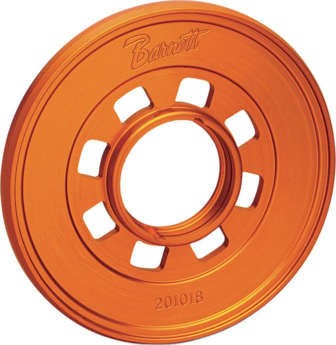 Barnett Orange Pressure Plate for 90-02 Harley Buell Softail Dyna Touring XL FXR