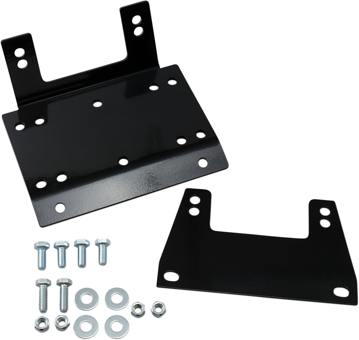 Moose Utility ATV Front Winch Mount for 08-12 Arctic Cat 366 Automatic 425i 4x4