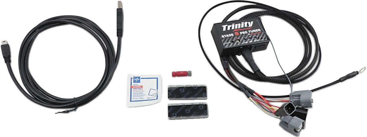 Trinity Racing Stage 5 Pro EFI Fuel Air Controller 14-16 Polaris RZR XP 1000 4x4
