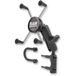 RAM CLUTCH/BRAKE MOUNT WITH X-GRIP® HOLDER