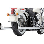 SOFTAIL DUAL EXHAUST SYSTEMS