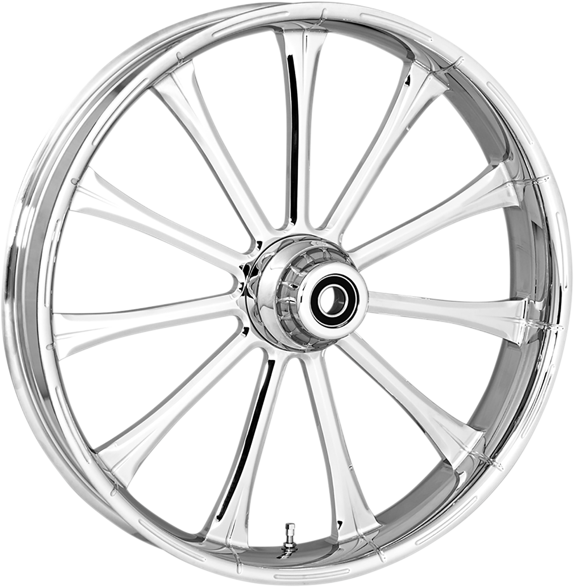 """RC Components Exile Non ABS 23"""" Front Wheel 14-19 Harley Touring FLHX FLHR FLTRU"""