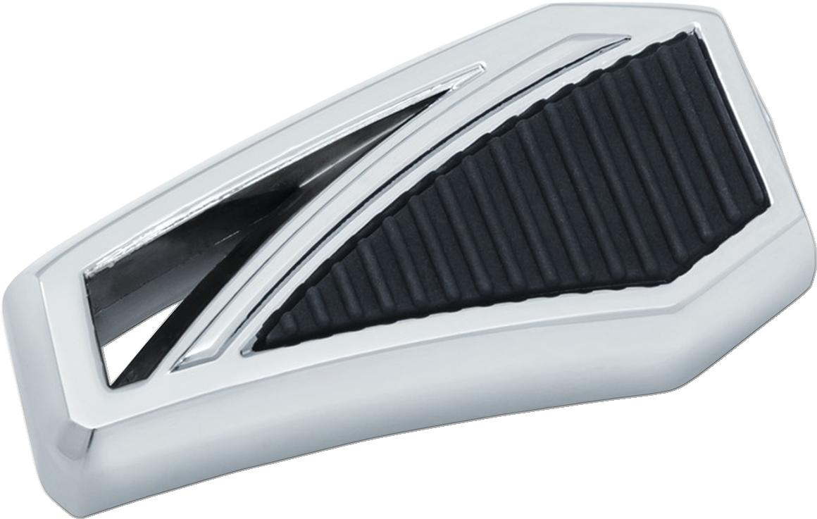Kuryakyn 5790 Chrome Phantom Shift Peg for Harley Davidson Shift Levers