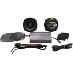 XL SERIES 225-WATT AMP/SPEAKER KIT