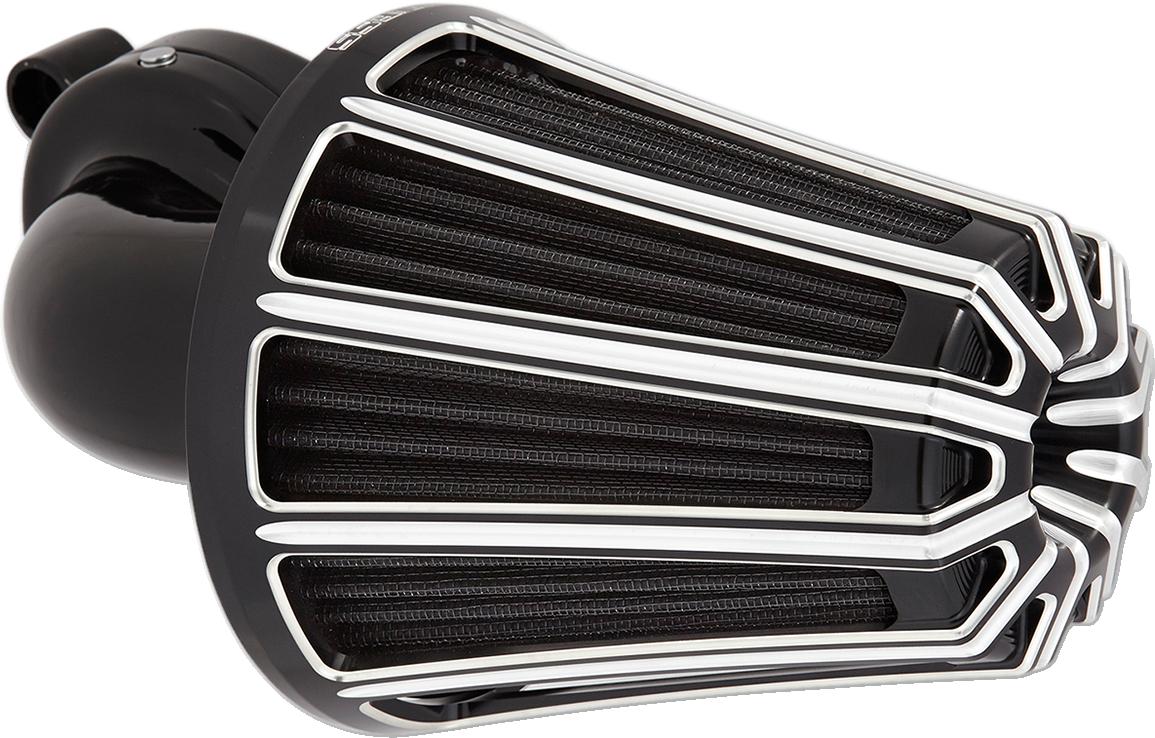 Arlen Ness 10 Gauge Monster Sucker Air Filter Kit for 99-17 Harley Touring FLST