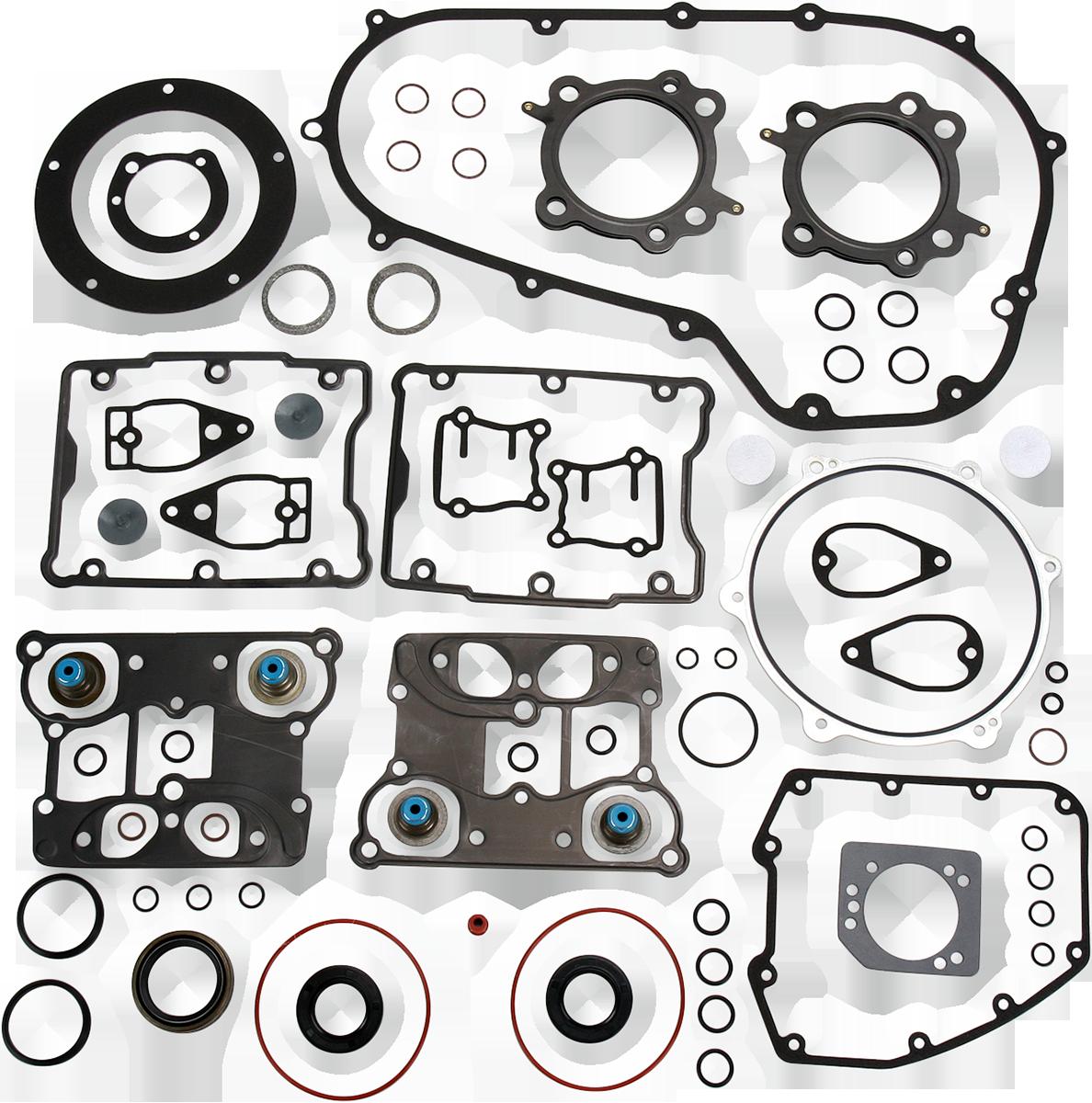 Cometic Complete EST Engine Gasket Kit for 07-13 Harley Touring FLHR FLHX FLTR