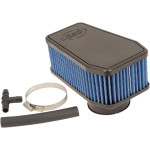 STEALTH TWO AIR CLEANER KIT