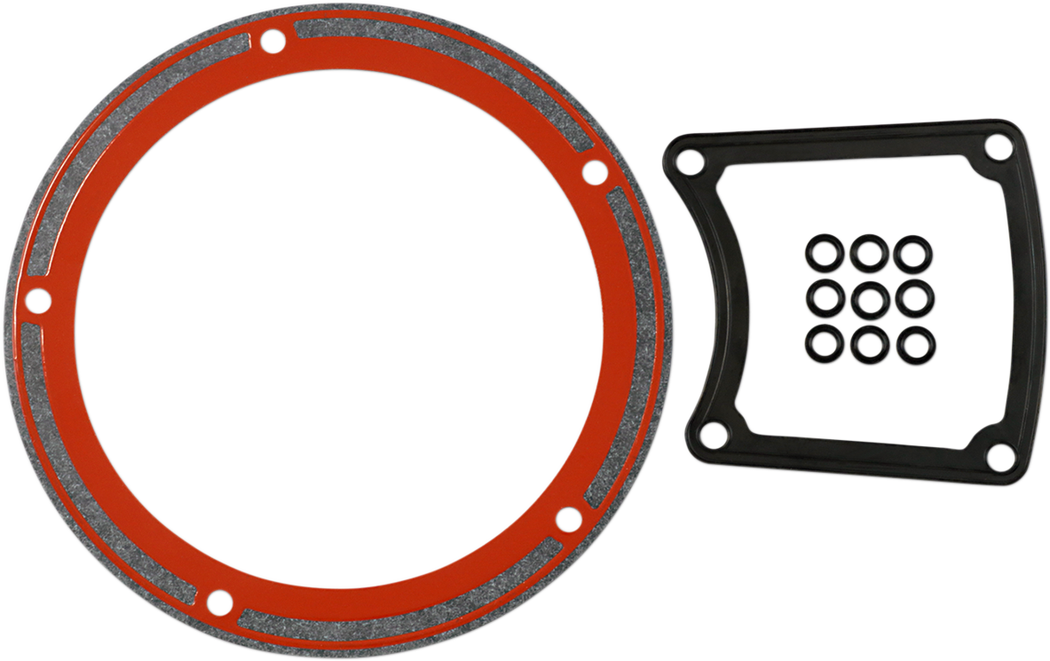 James Gasket Inspection Derby Cover Gasket Kit for 99-06 Harley Touring FLHX FXR