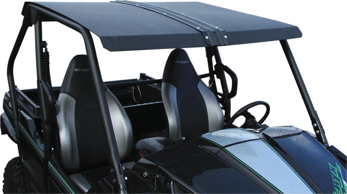 Moose Utility Black UTV Side by Side Roof for 14-15 Kawasaki KRF750 Teryx 4x4