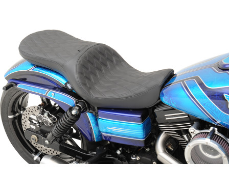 LOW-PROFILE TOURING WITH EZ GLIDE II BACKREST OPTION-