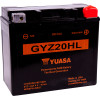 GYZ FACTORY-ACTIVATED AGM MAINTENANCE-FREE BATTERY