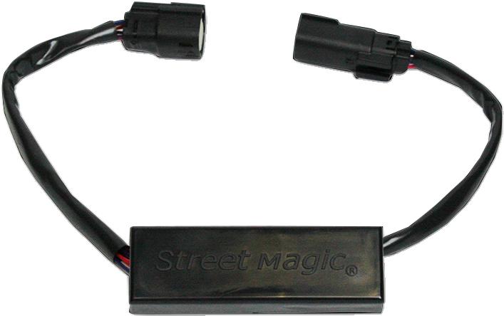 Custom Dynamics Magic Strobes Light Control Module 14-20 Harley Touring FLHTK