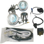 "2"" UNIVERSAL DRIVING LIGHT KIT"