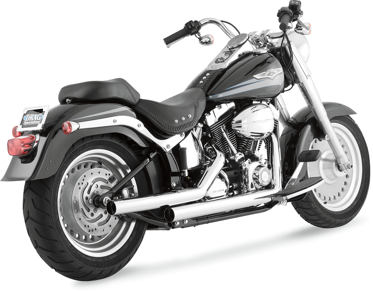 Python Staggered Duals Exhaust Systems - Products – Python