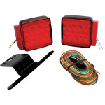 "SUBMERSIBLE LED UNDER 80"" COMBINATION TAILLIGHT KIT"