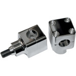 "CHUBBY® BILLET 2"" SPRINGER RISER KITS"