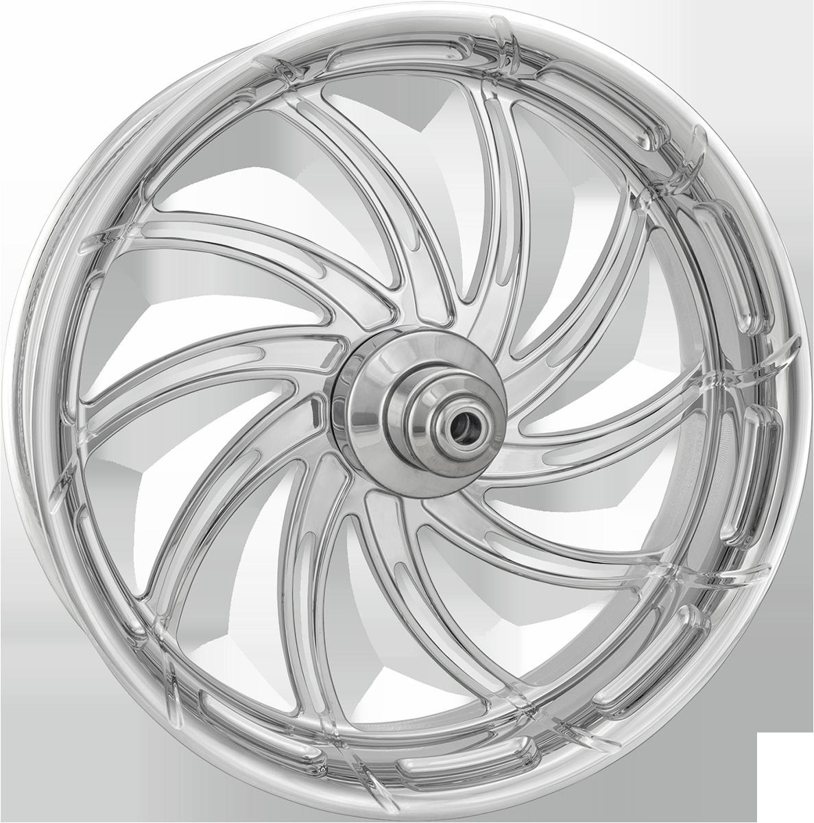 "Performance Machine Supra Rear 18"" Motorcycle Wheel 09-19 Harley Touring FLHX"