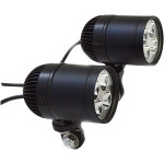 FORK-MOUNTED DRIVING LIGHTS