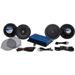 GEN 4 200-WATT AMP/FOUR SPEAKER KIT