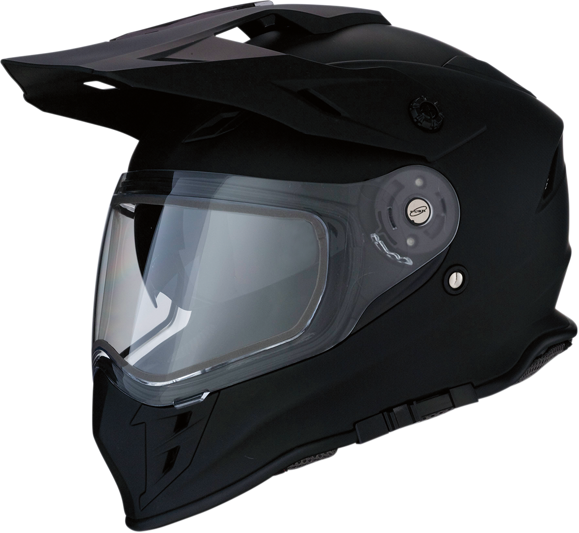Z1R Black Range Winter Snowmobile Sled Unisex Full Face Helmet