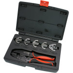 QUICK CHANGE CRIMPING TOOL