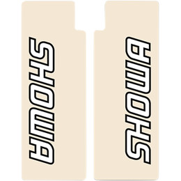 DECAL FORK PROT SHOWA | Products | Parts Unlimited®