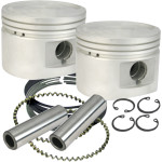 "80"" PISTON KITS FOR STOCK OR S&S MOTORS"