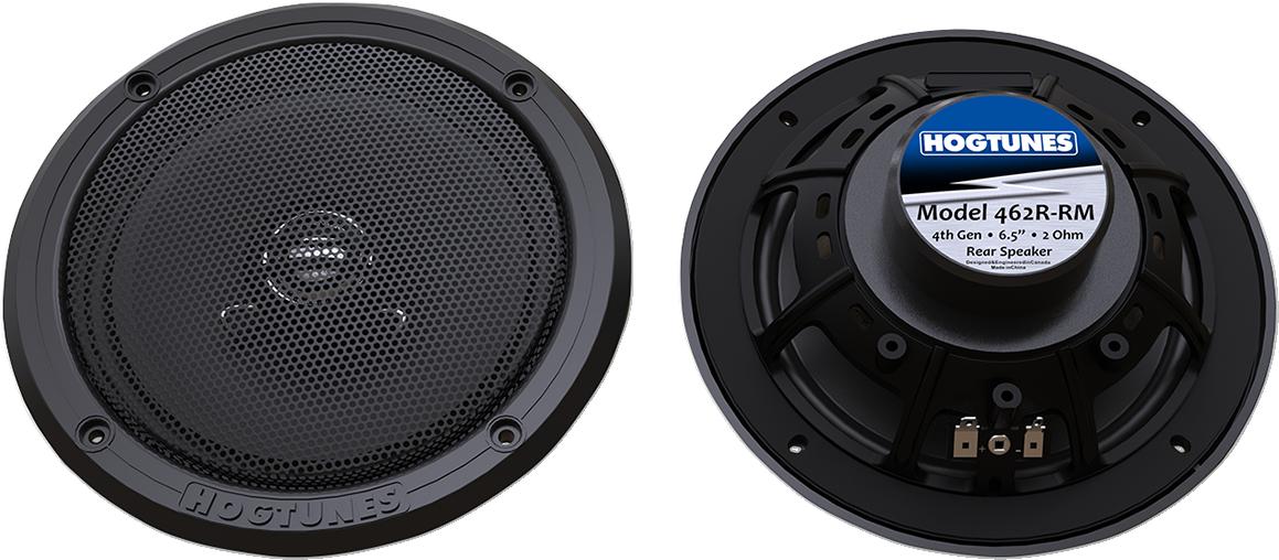 "Hogtunes 6.5"" Generation 4 Rear 200 Watt Speakers 14-20 Harley Touring FLHX FLHT"